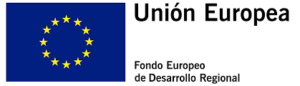 UE: Fondo Europeo de Desarrollo Regional